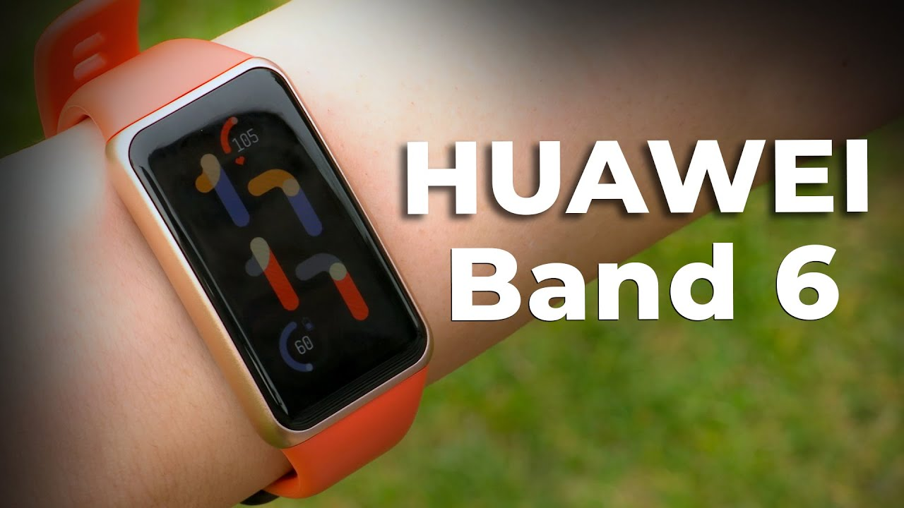 AKILLI BİLEKLİKTEN FAZLASI! Huawei Band 6 akıllı bileklik inceleme