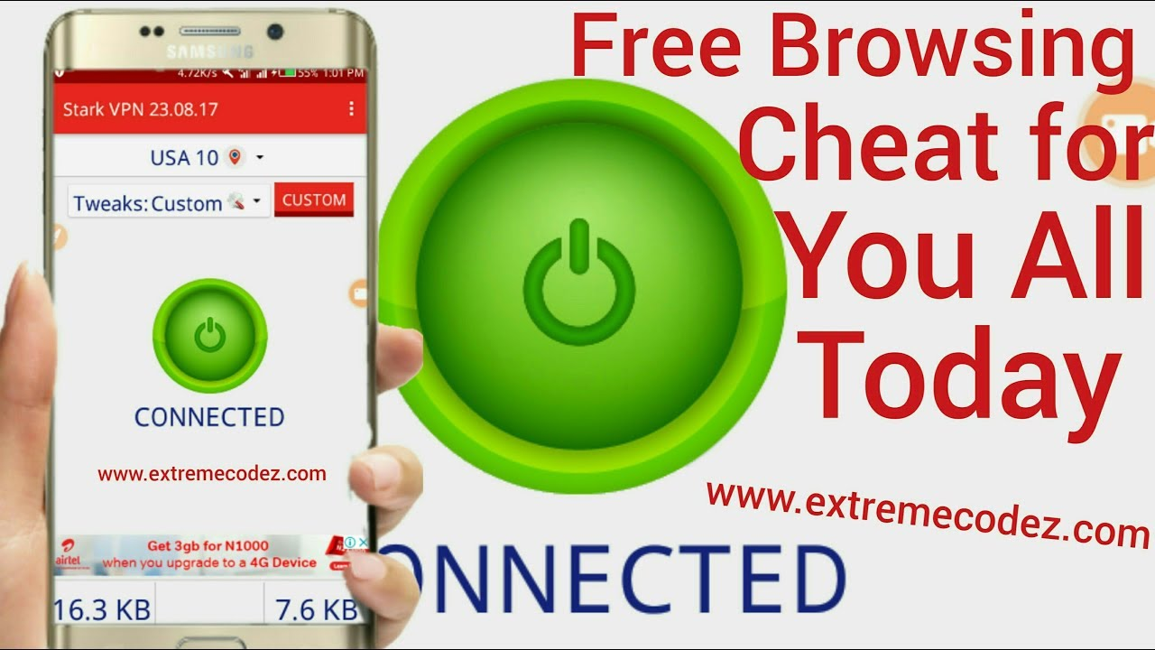 Another MTN Free Browsing Trick Alternative For You All