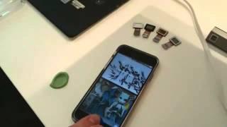 Биометрический сенсор IPhone можно обмануть при помощи пластилина