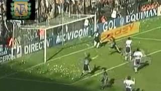 Racing 4 vs Gimnasia LP 1 Apertura 2001 fecha 12 FUTBOL RETRO TV