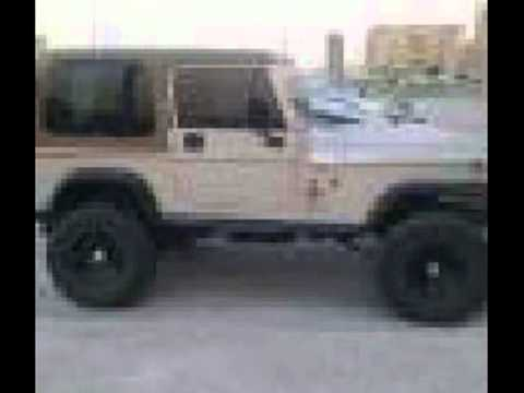 Jeep Wrangler 1995 for sale in Qatar