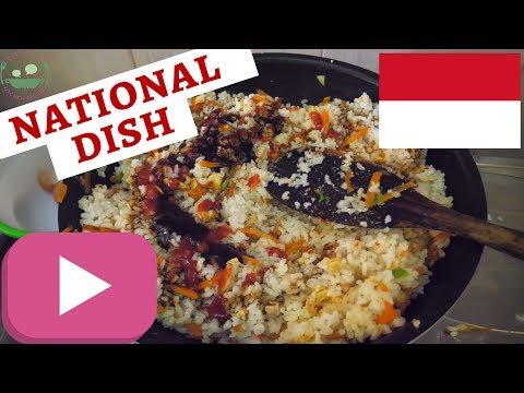 Balinese Nasi Goreng Ayam Recipe Homemade Chicken Fried Rice Youtube