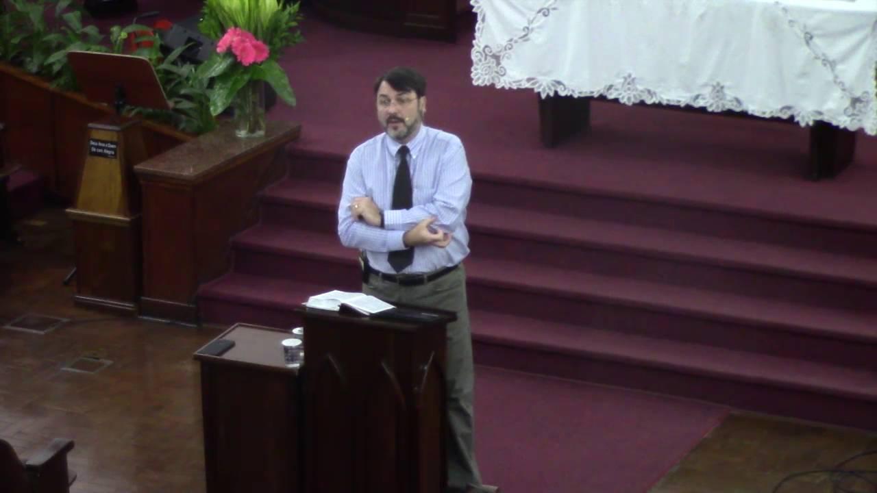 Genesis 19.1-11 - Rev. Mauro Fernando Meister
