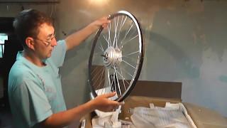 Обзор мотор колесо на велосипед 350 Вт Электовелосипед