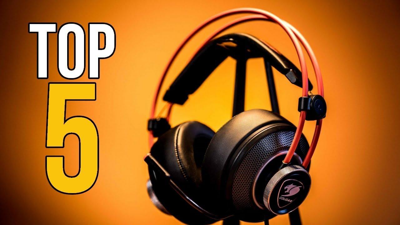 TOP 5: BEST Gaming Headphones Under $100! (2017) - YouTube