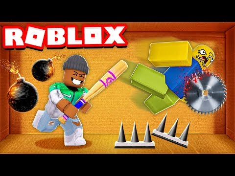 A NOOB Wanted To Fight Me In Roblox.. (It Didn't End Well)