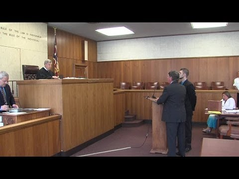 Galvin in Court