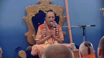 Шримад Бхагаватам 1.11.11 - Бхакти Ананта Кришна Госвами