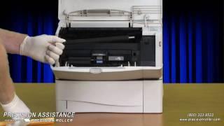 Принтерів LaserJet 4000 ремонт комплект навчальне відео