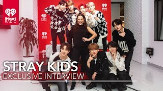 """Stray Kids On Creating The English Versions Of Their Singles """"Levanter,"""" """"Double Knot"""" + More!"""