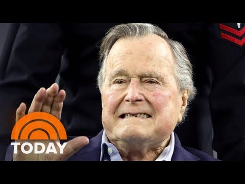 Actress Heather Lind Says Former President George H.W. Bush Sexually Assaulted Her   TODAY