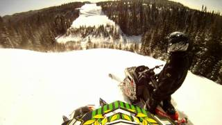Backcountry Sleds, Hors Piste ligne D