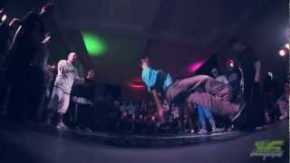 "Mafia13 vs Top 9 / Funk Fanatix / Slav | 1/2 Crew | Battle ""SIXTEEN"""