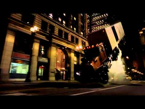 The Dark Knight Trailer (Romantic Comedy Version)