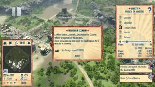 Tropico 4 Episode 3: Farms everywhere. Chinese people too