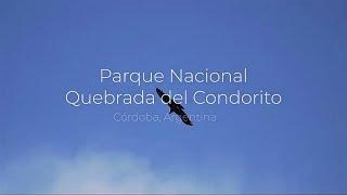 Acción Serrana en el Parque Nacional Quebrada del Condorito