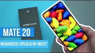 Huawei Mate 20 - Recenzja bardziej OPŁACALNEGO smartfona niż Mate 20 Pro?  / Mobileo [PL]