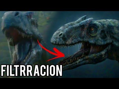 ANÁLISIS DE IMÁGENES FILTRADAS JURASSIC WORLD 2 EN DIRECTO!!