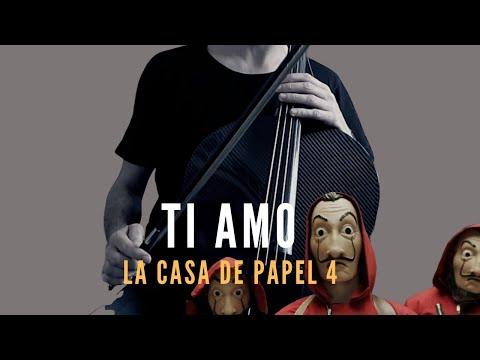 LA CASA DE PAPEL 4 - Ti Amo For CELLO (COVER)