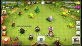 [#01] [Nozioni Base] Primi passi in Clash Of Clans
