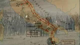 Видео  к уроку истории Восстание Спартака
