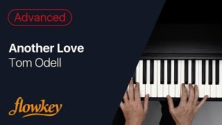 Repeat youtube video Tom Odell -  Another Love: Beautiful Piano Arrangement