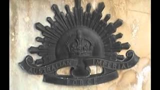 GREEK AUSTRALIAN WAR MEMORIAL STAYROMENO RETHYMNO  MNHMEIO ΕΛΛΗΝΩΝ ΑΥΣΤΡΑΛΩΝ ΠΕΣΟΝΤΩΝ