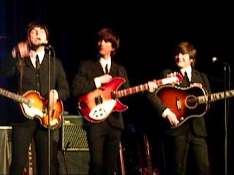 The Fab Four - Eight Days A Week