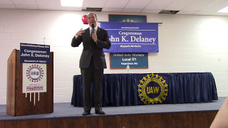 Congressman Delaney Hagerstown Town Hall - Part 3