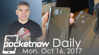 iPhone X shipments are very low, Huawei Mate 10 launch & more   Pocketnow daily