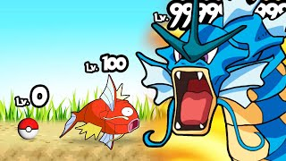 CATCHING a MAX LEVEL POKEMON MONSTER In Monster Box
