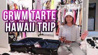 Packing For Hawaii Trip w/ Tarte! | Liane V