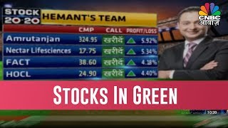 Most Of The Stocks In Green| Stock 20-20