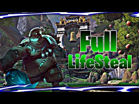 Smite - IS FULL LIFESTEAL ENOUGH TO BEAT LATE GAME CHRONOS? - Grandmasters Ranked 1v1 Duel
