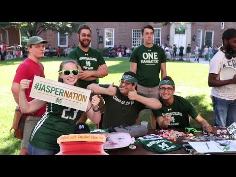 Student Engagement Clubs Fair At Manhattan College