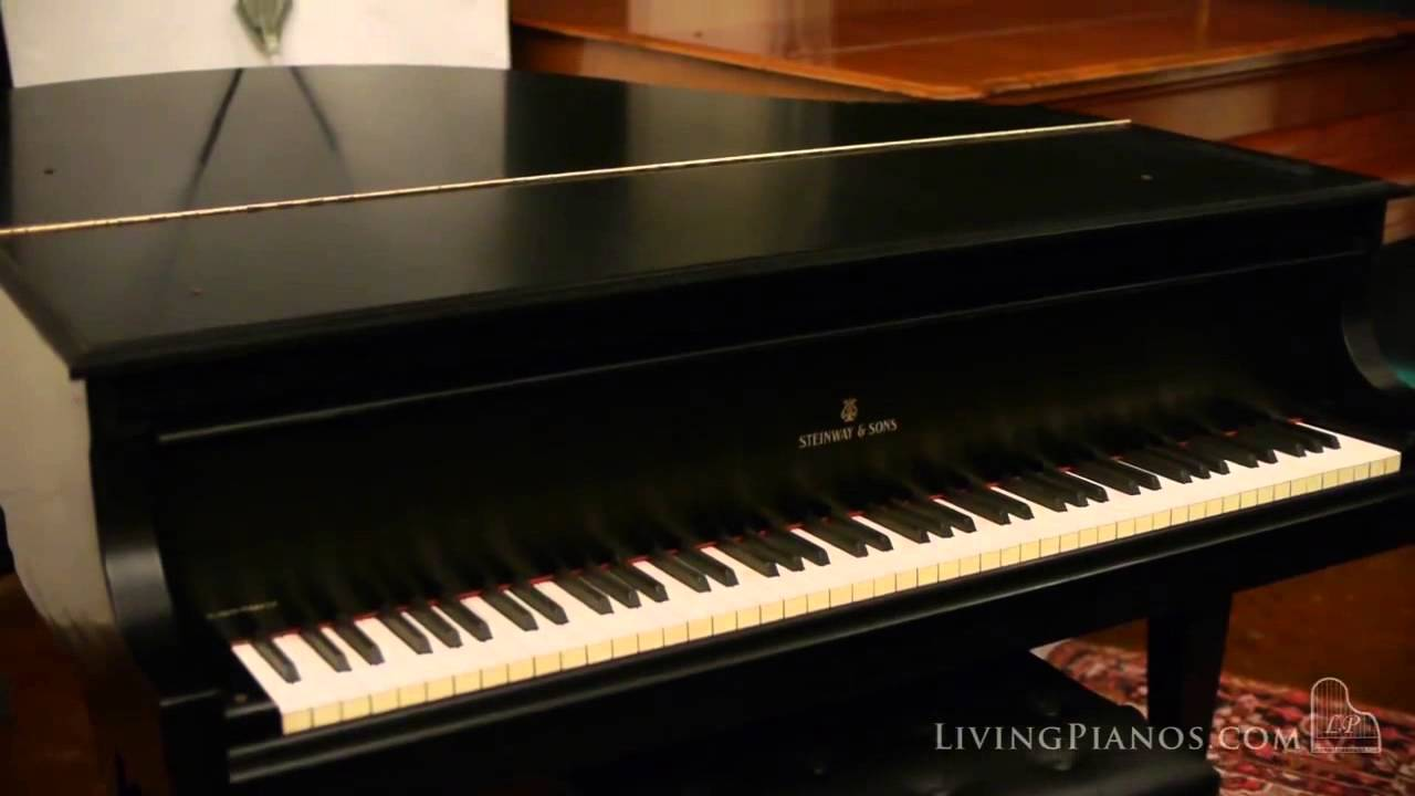 Used Steinway Model S Baby Grand Piano For Sale Online