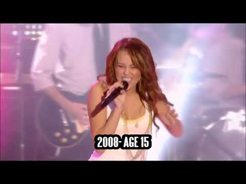 Miley Cyrus: 10 Years of See You Again (2007-2017)