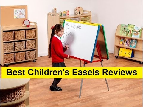 top-3-best-children's-easels-reviews-in-2019