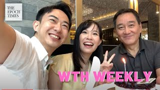Hong Kong City In London And New COVID Outbreak: Shi Shan, Zac, And Rachel Discuss The Latest \
