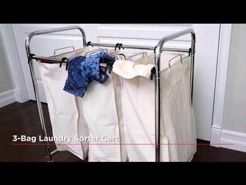 Seville Classics® | Laundry Sorter