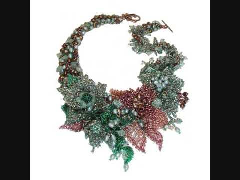 Zoya Gutina. Award Winning Beaded Jewelry