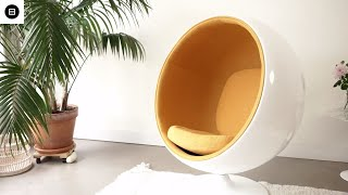 Eero Aarnio Ball Chair | Mid Century Modern Furniture