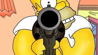 Video Los Simpsons | Skin #1 | Counter Strike 1.6 download MP3, 3GP, MP4, WEBM, AVI, FLV Maret 2018