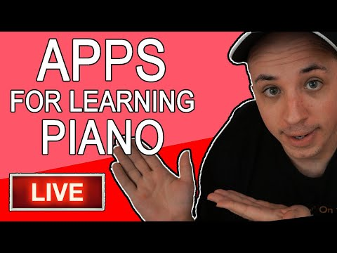 🔴APPS FOR LEARNING PIANO