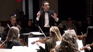 Franck: Symphony in d, mvt. I