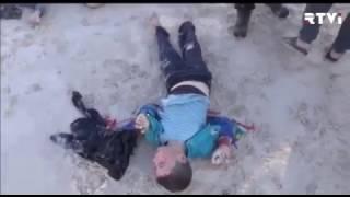 Химическая атака в Сирии: 100 погибших