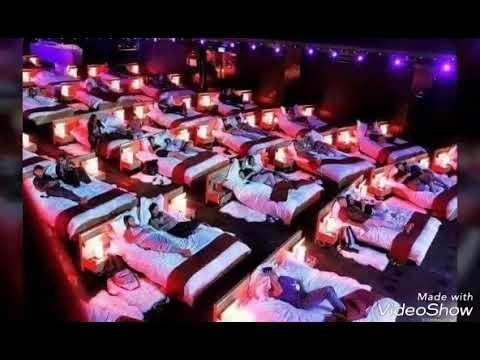 India's largest cinema theatre in Vadodara(Gujarat