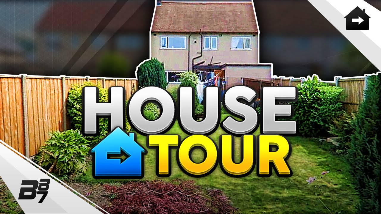 my new house youtube