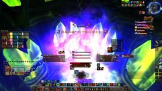 World Of Warcraft:H 薩格拉斯之墓 2王 亞崔岡&巴烈克