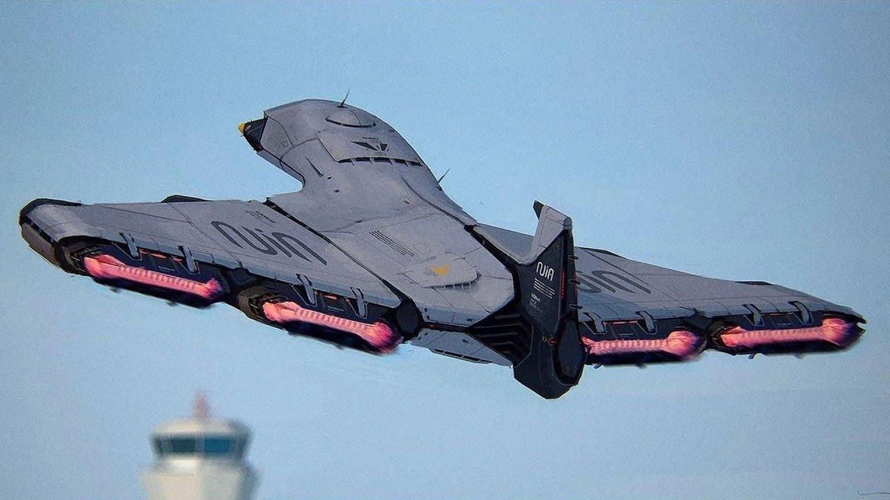5 Most Secret Military Fighter Jets